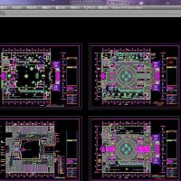 专业CAD施工图制作