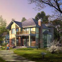专业建筑景观园林设计