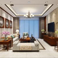 室内装修设计3d效果图施工图平面图设计