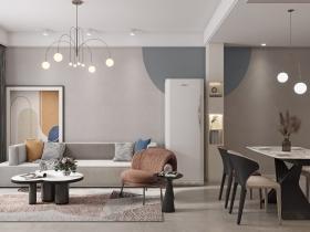 家装空间效果图表现