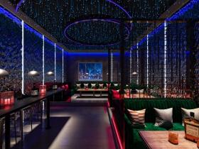 酒吧视觉空间设计