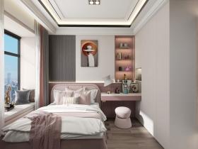 东莞私宅套内98m²室内设计